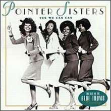 Pointer Sisters: Yes We Can Can: The Best of the Blue Thumb Recordings, CD