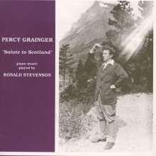 Percy Grainger (1882-1961): Klavierwerke, CD