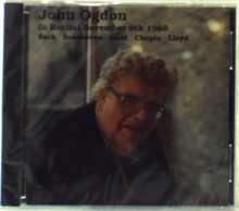 John Ogdon - Live recital recording 9.11.1985, CD