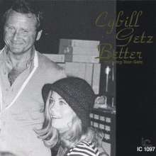 Cybill Shepherd & Stan Getz: Cybill Getz Better, CD