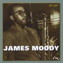 James Moody (1925-2010): In The Beginning, CD