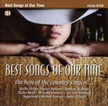 Country Songs Of Our Time: Country Songs Of Our Time, CD