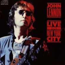 John Lennon (1940-1980): Live In New York City, CD