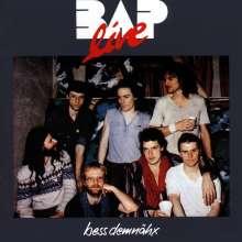 BAP: Bess demnähx - Live 1982/83, 2 CDs