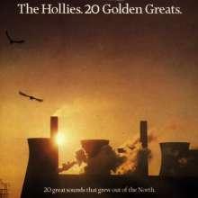 The Hollies: 20 Golden Greats, CD