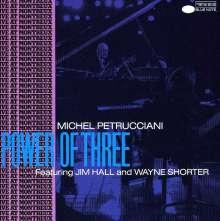 Michel Petrucciani (1962-1999): Power Of Three, CD