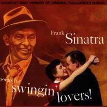 Frank Sinatra (1915-1998): Songs For Swingin' Lovers, CD