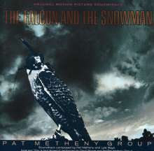 Filmmusik: The Falcon And The Snowman, CD