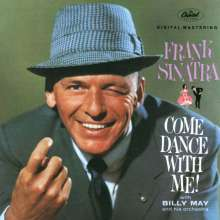 Frank Sinatra (1915-1998): Come Dance With Me, CD