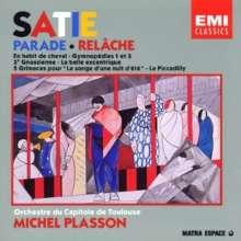 Erik Satie (1866-1925): Orchesterwerke, CD