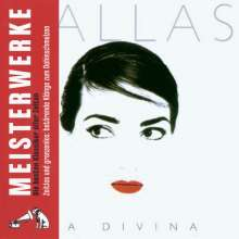 Maria Callas - La Divina Vol.1, CD