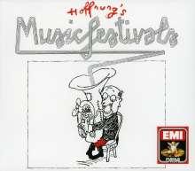Hoffnung's Music Festivals, 2 CDs