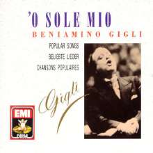 Benjamino Gigli singt beliebte Lieder, 2 CDs