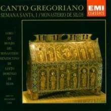 Canto Gregoriano en el Monasterio de Silos, CD