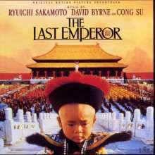 Filmmusik: Der letzte Kaiser, CD