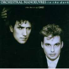 OMD (Orchestral Manoeuvres In The Dark): The Best Of O.M.D., CD