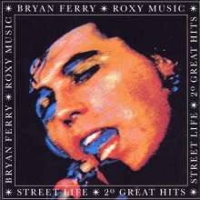 Bryan Ferry: Street Life - 20 Great Hits, CD