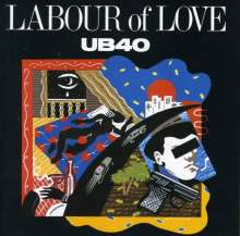 UB40: Labour Of Love, CD