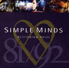Simple Minds: Glittering Prize, CD