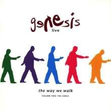 Genesis: The Way We Walk - The Longs, CD