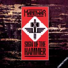 Manowar: Sign Of The Hammer, CD