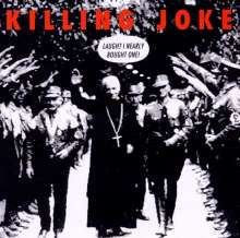 Killing Joke: Laugh? I Nearly Bought One!, CD