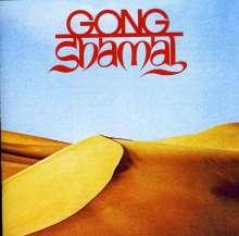 Gong: Shamal, CD