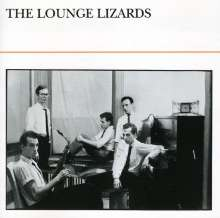 The Lounge Lizards: The Lounge Lizards, CD