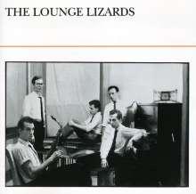 Lounge Lizards: The Lounge Lizards, CD
