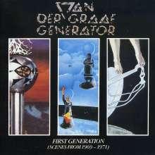 Van Der Graaf Generator: First Generation, CD