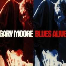 Gary Moore: Blues Alive, CD