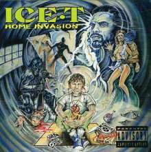 Ice-T: Home Invasion, CD