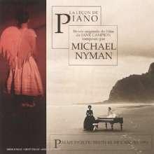 Michael Nyman (geb. 1944): La Lecon De Piano, CD
