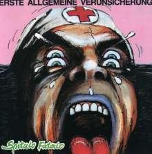 Erste Allgemeine Verunsicherung (EAV): Spitalo Fatalo, CD