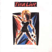 Tina Turner: Tina Live In Europe, 2 CDs