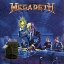 Megadeth: Rust In Peace (180g) (Limited-Edition), LP