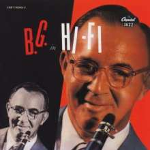 Benny Goodman (1909-1986): In Hi-Fi, CD