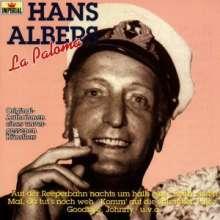 Hans Albers: La Paloma, CD