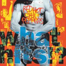 Red Hot Chili Peppers: What Hits?, CD