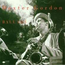 Dexter Gordon (1923-1990): Ballads, CD