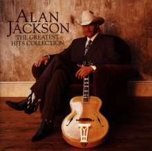 Alan Jackson: The Greatest Hits Collection, CD