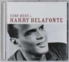 Harry Belafonte: The Very Best Of Harry Belafonte, CD