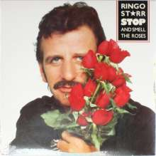 Ringo Starr: Stop And Smell The Roses, LP