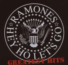 Ramones: Greatest Hits, CD
