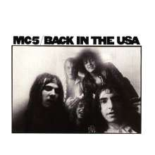 MC5: Back In The USA, CD