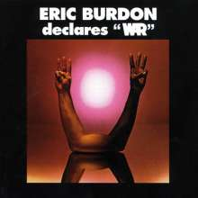 Eric Burdon: Declares 'War', CD