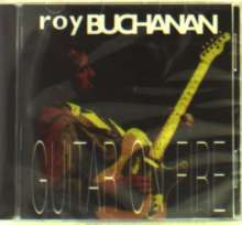 Roy Buchanan: Guitar On Fire: The Atlantic Sessions, CD