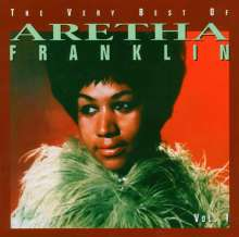 Aretha Franklin: The Very Best Of Aretha Franklin Vol. 1, CD
