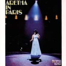 Aretha Franklin: Aretha In Paris, CD