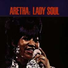 Aretha Franklin: Lady Soul, CD